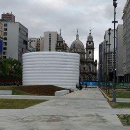 BLIMP-RIO: GUARDIÃ DO SEGREDO DA PIRA OLÍMPICA